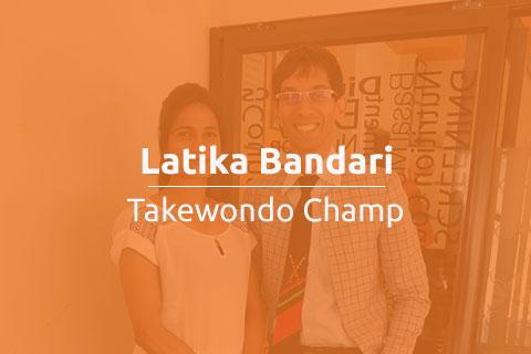 Latika Bhandari