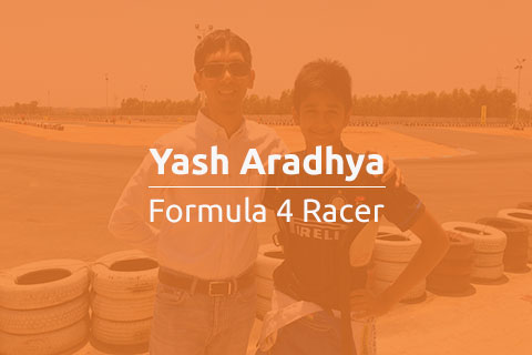 Yash-Aradhya